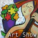 26th annual library art show kicks off Tuesday